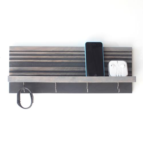 Key Holder / Jewelry Organizer | Gray
