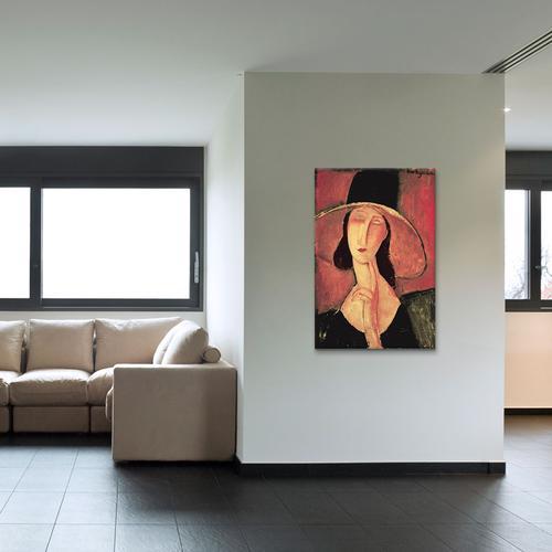 Portrait of a Woman (jeanne Hébuterne)