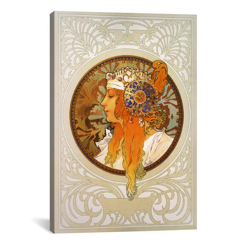 Tetes Byzantines: Blonde (1897)