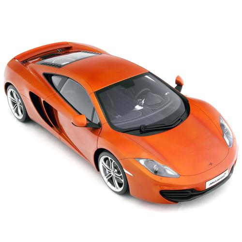 McLaren | MP4-12C 2011 | Amalgam | 1:8 Scale Model Car
