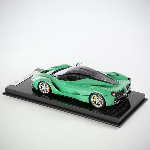 Ferrari | LaFerrari | Amalgam | 1:12 scale car | Green
