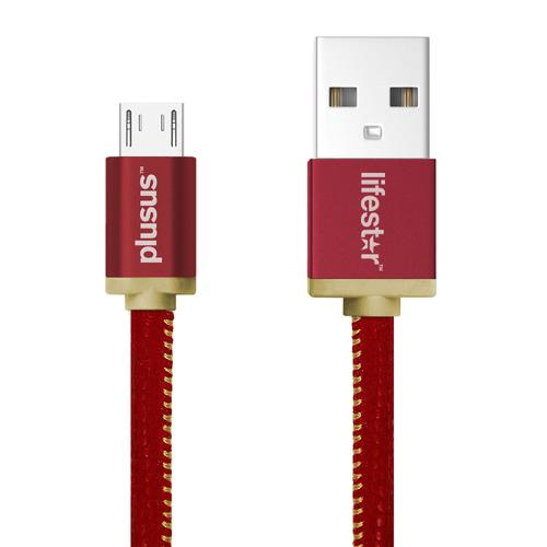 Hancrafted Ruby Sunset   MicroUSB