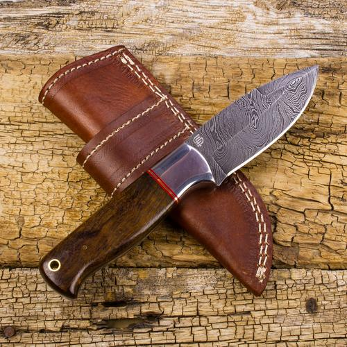 Piccard Damascus Steel Knife