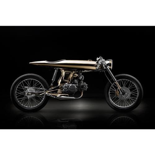 Honda Motorcycle   Eve   Alchemist