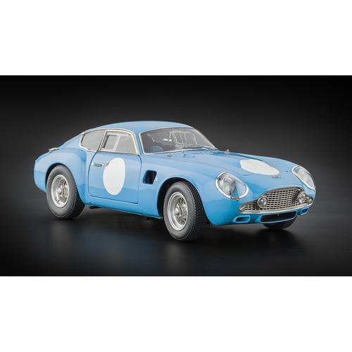 Aston Martin DB4 GT Zagato | Blue