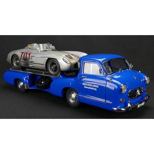 CMC MERCEDES-BENZ RACE CAR TRANSPORTER 1954-1955