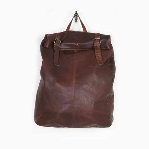 Leather Roll Messenger Bag | Manifest | Cut N Paste