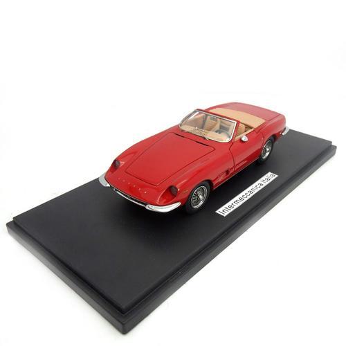 1967 Intermeccanica Italia | Red