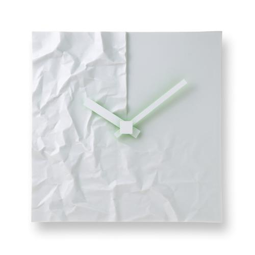 CRINKLE B   Lemnos Wall Clocks