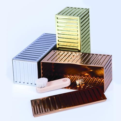 Container Boxes | Metal Series