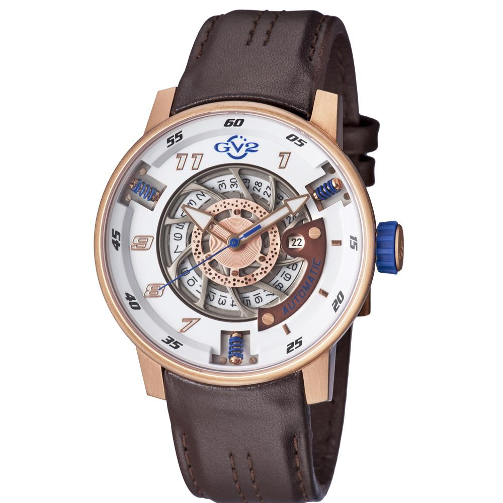 Gv2 md3g swiss automatic movement gv2 watches for Auto movement watches