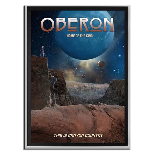 Oberon Moon