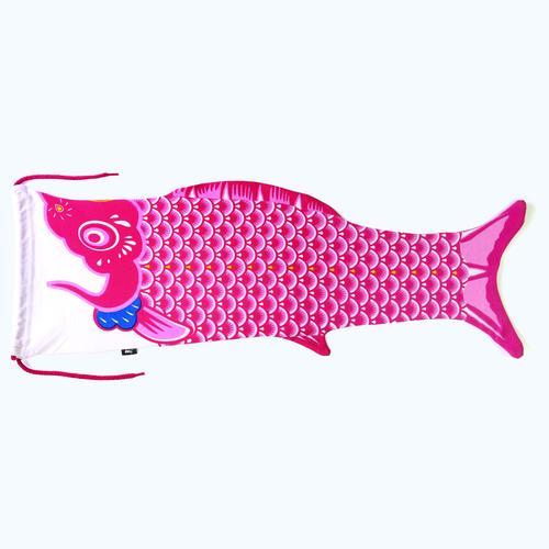 Koinobori Red | Koinobori Laundry Bag