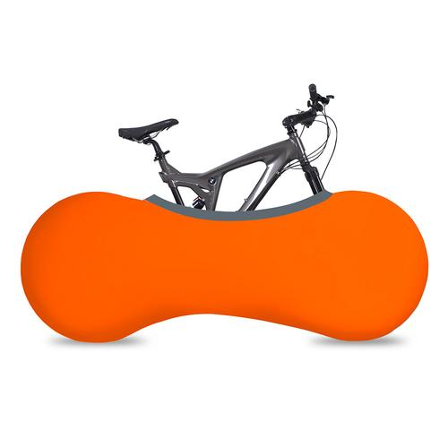 Orange Bicycle Cover