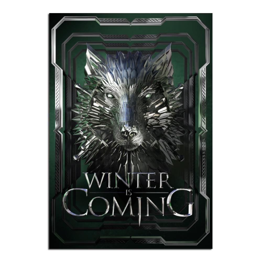 Winter Is Coming | Lynx Art