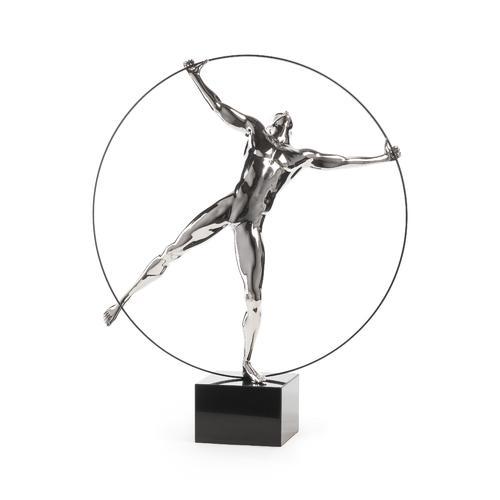 Ring Man Sculpture