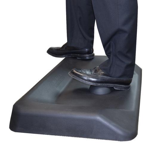 Active Standing Desk Mat | Black