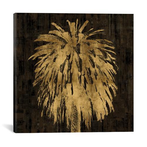 Palms In Gold I