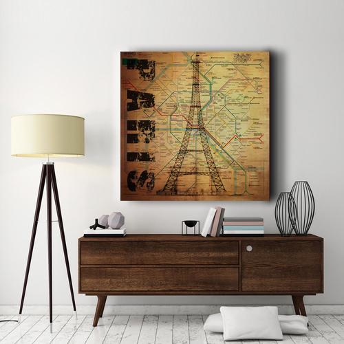 Paris | Canvas