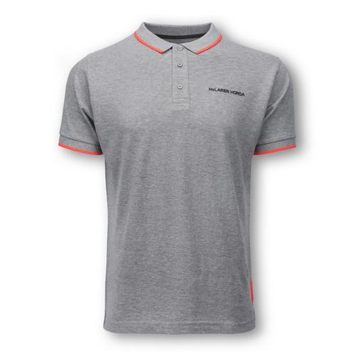McLaren Honda Polo | Grey
