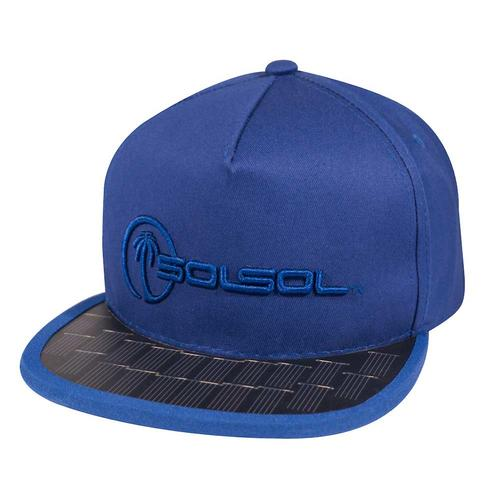 The Solar Charger Hat | Royal