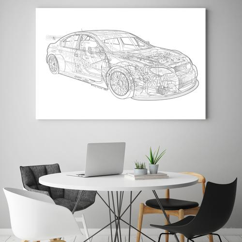 BTCC Proton   Canvas
