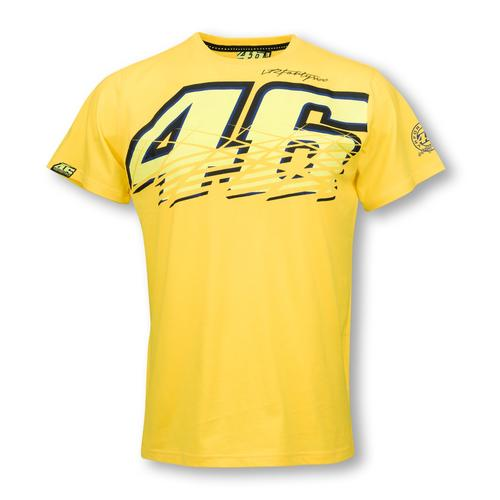 Valentino Rossi Yellow T-Shirt