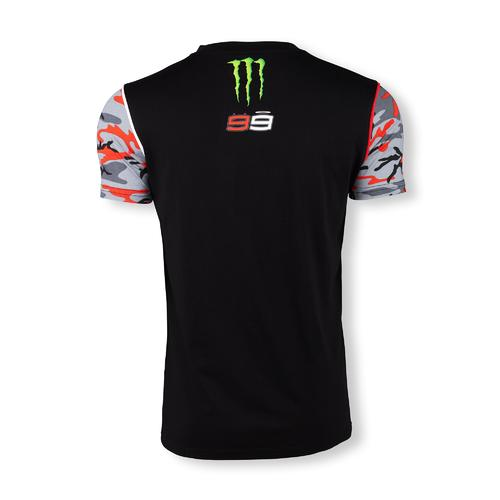 Jorge Lorenzo Monster T-Shirt | Moto GP Apparel
