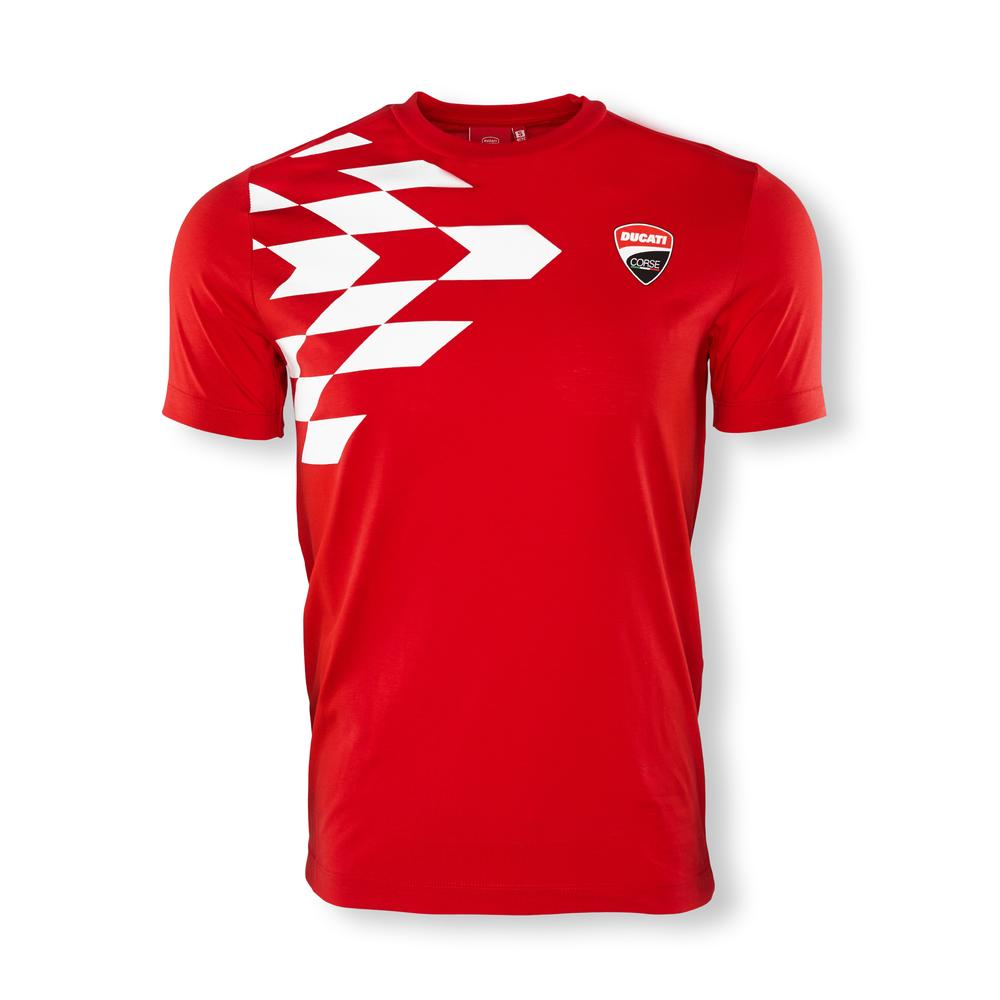 Ducati Corse T-shirt | Moto GP Apparel