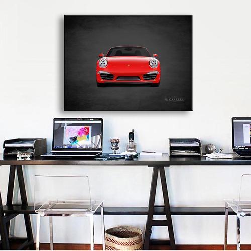 911 Carrera I | Canvas