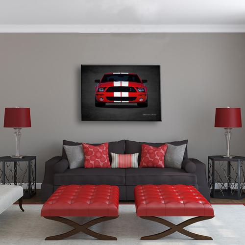 Shelby GT 500 | Canvas