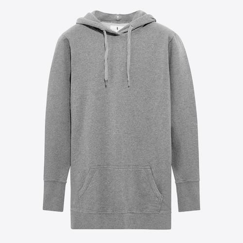 Longline Hood| Grey