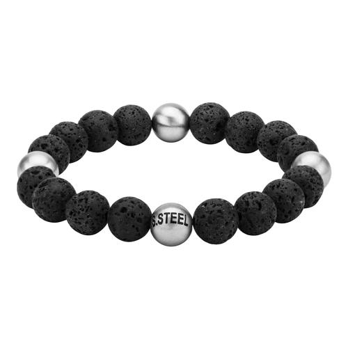 Men's Stainless Steel Matte