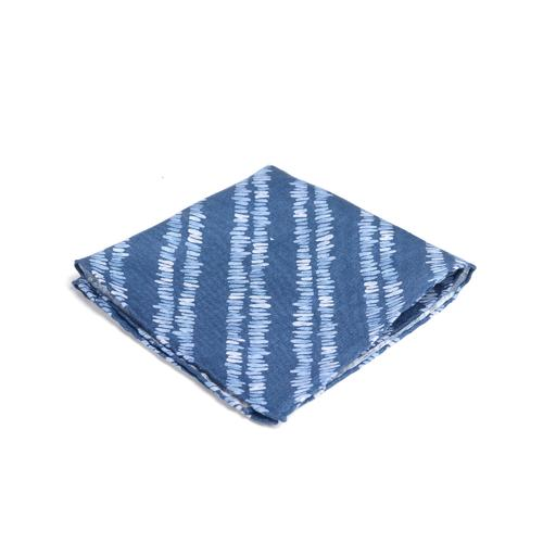 Pebbles Pocket Square