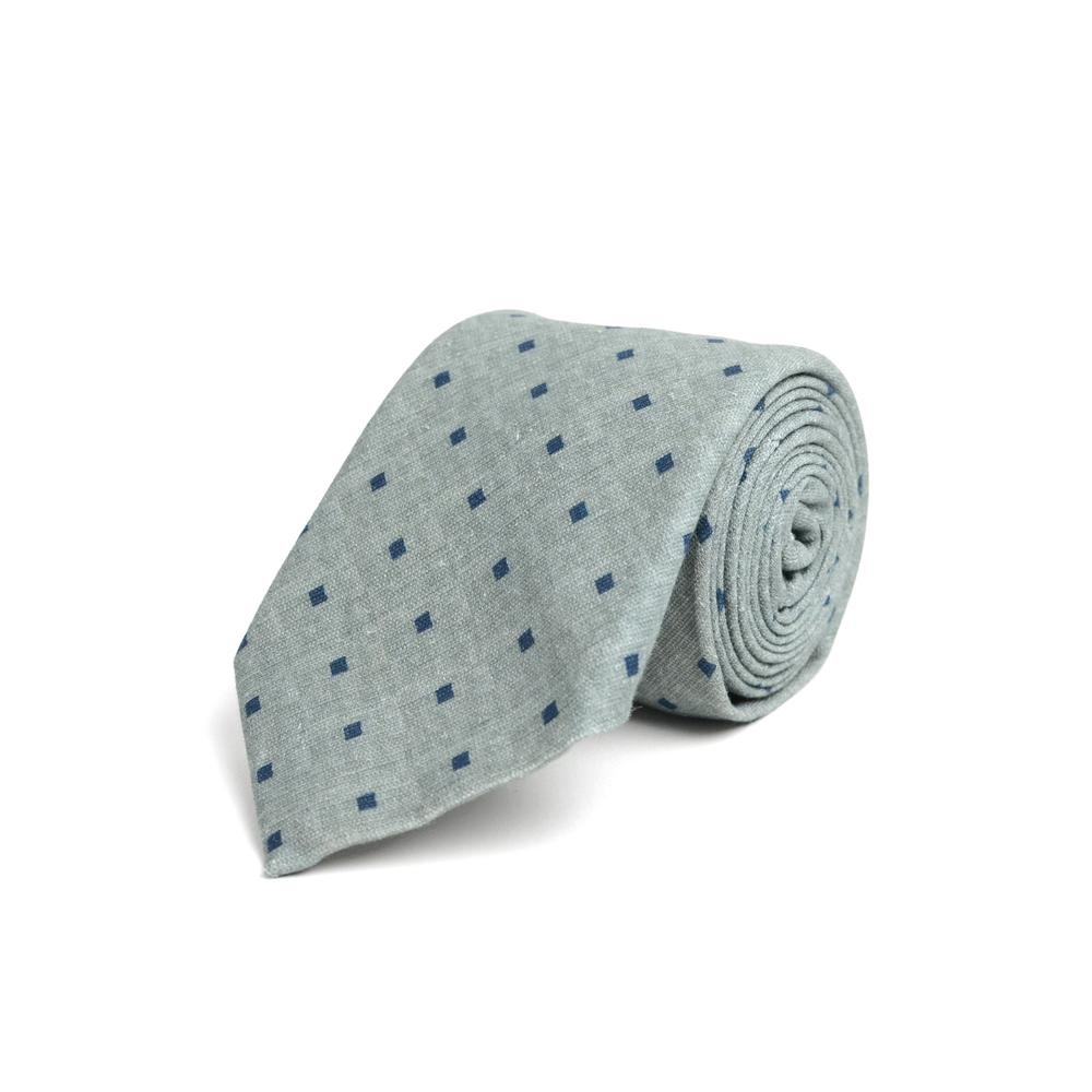 Blue Diamond Tie | Bow Club Co