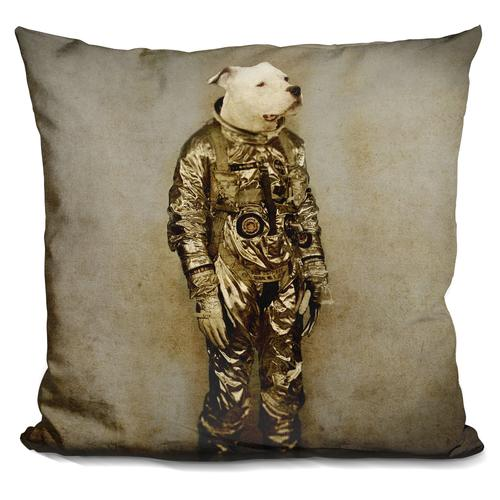 Durro Art 'Tough' Throw Pillow