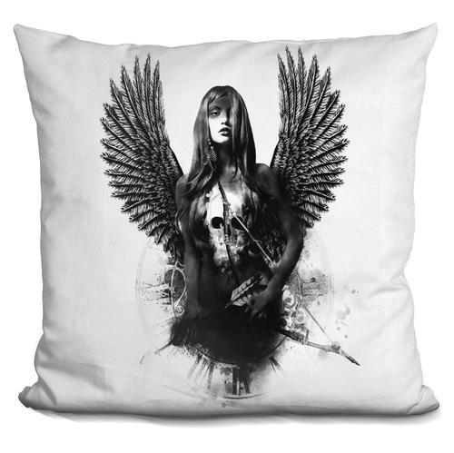 Riza Peker 'TheHunter' Throw Pillow