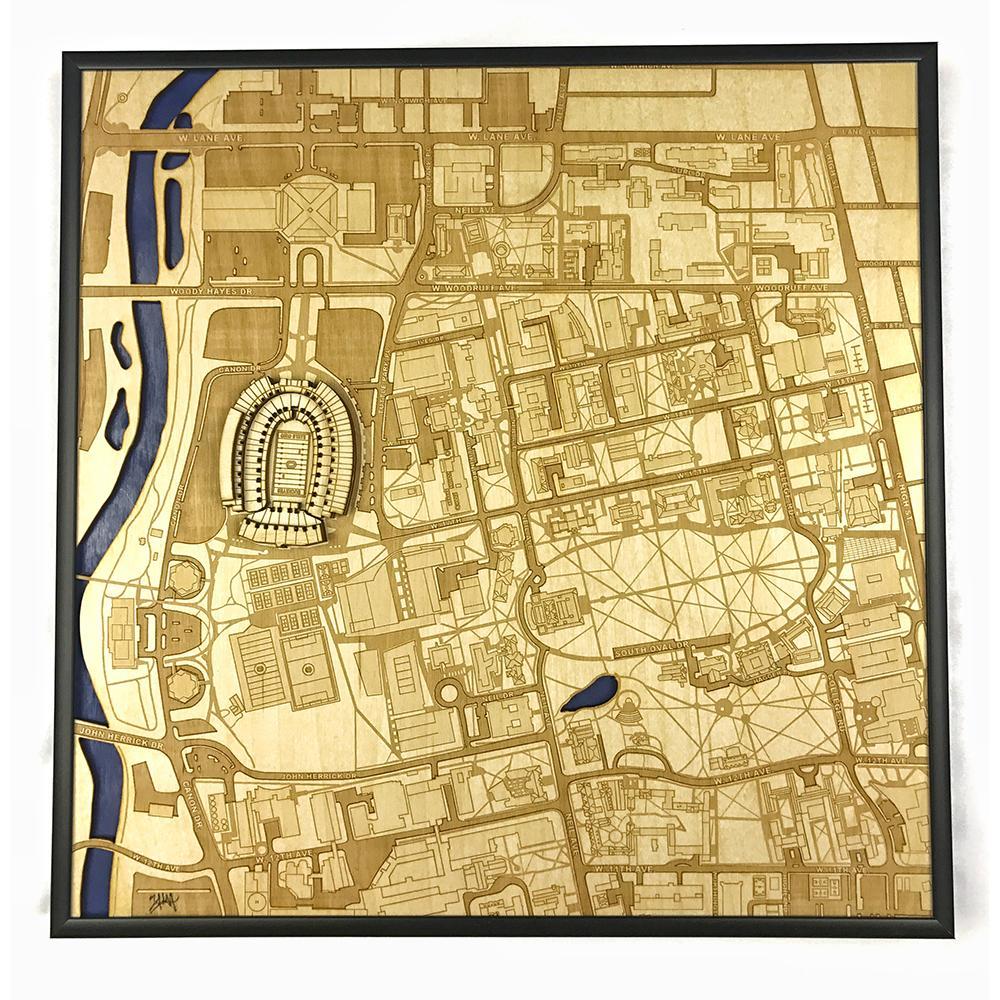 3D Stadium Maps   Columbus, OH