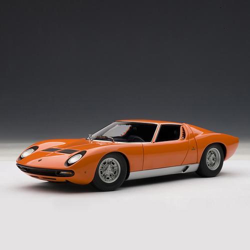 Lamborghini Miura SV, Orange