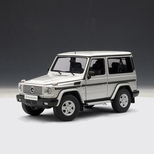Mercedes-Benz G500 1998 SWB, Silver