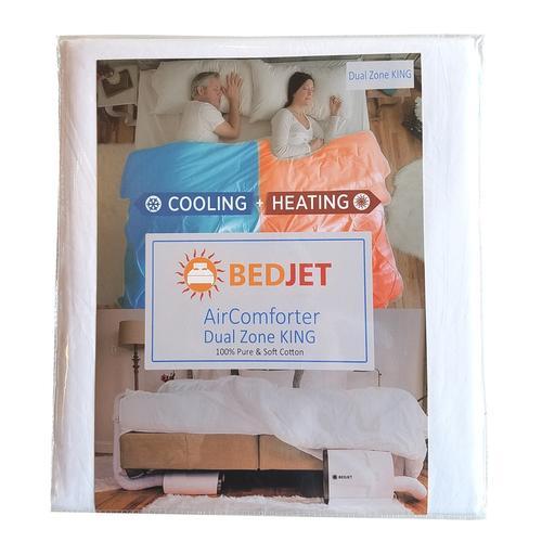 AirComforter Sheet Dual Zone