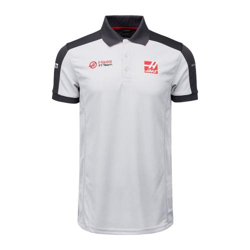HAAS 2016 TEAM POLO | Haas F1 Apparel