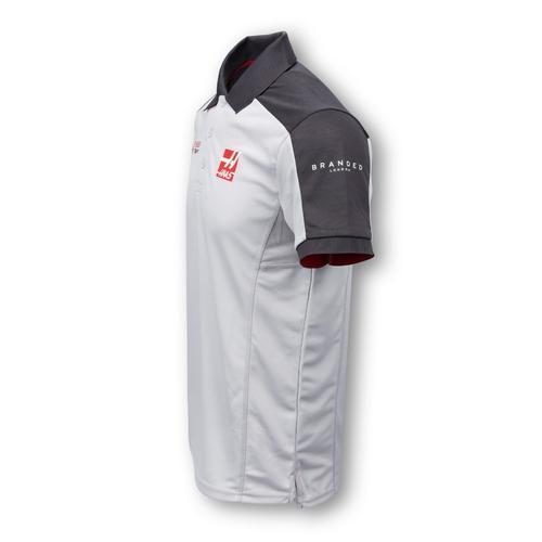 HAAS 2016 TEAM POLO | Haas F1 Apparel