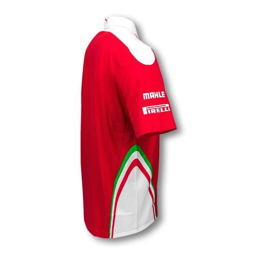 Scuderia Ferrari Team Polo Mens 2016 Replica | Motorstore