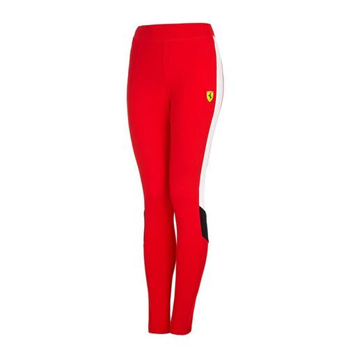Scuderia Ferrari Leggings Ladies