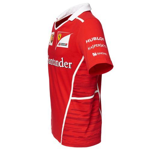 Scuderia Ferrari Team T-Shirt 2017   Motorstore