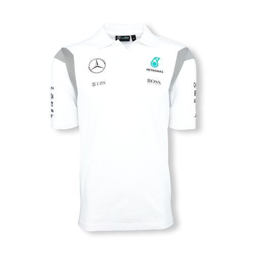 Mercedes Amg Petronas Polo Shirt Mens 2016 Replica