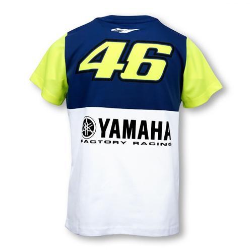 YAMAHA VALENTINO ROSSI T-SHIRT KIDS 2016 REPLICA | Moto GP