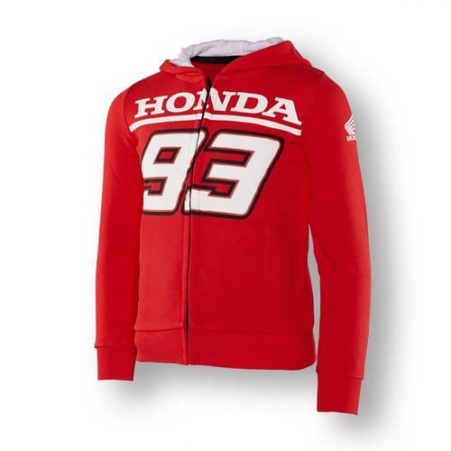 HONDA MARC MARQUEZ 93 HOODIE KIDS   Moto GP Apparel