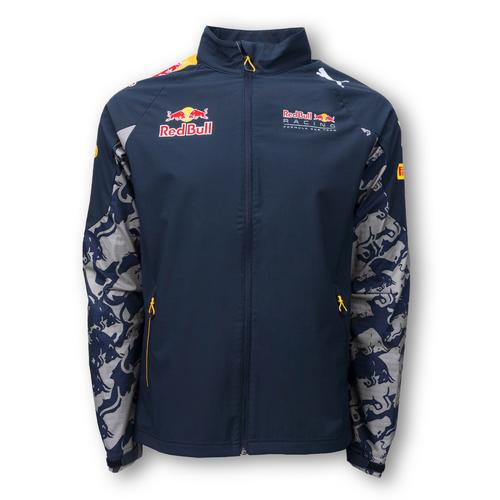 RED BULL RACING TEAM SOFTSHELL MENS 2016 REPLICA